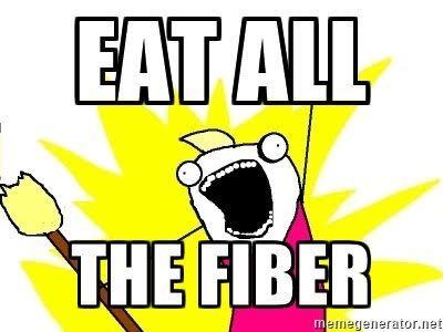 All the Fiber