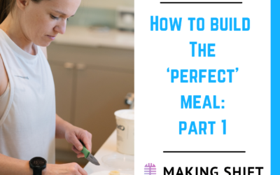 21. How to Build the 'Perfect' Meal – Part 1