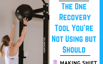 27. The One Recovery Tool You're Not Using But Should